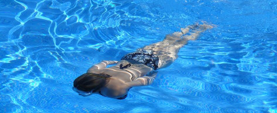 плуване за здраве