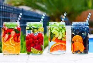 Свежи сокове от плодове