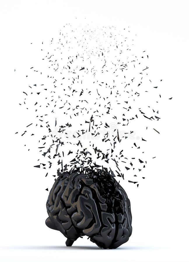 Стрес на мозъка