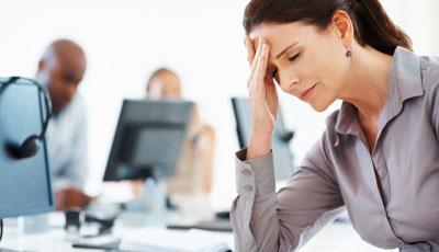 Стрес сред колегите