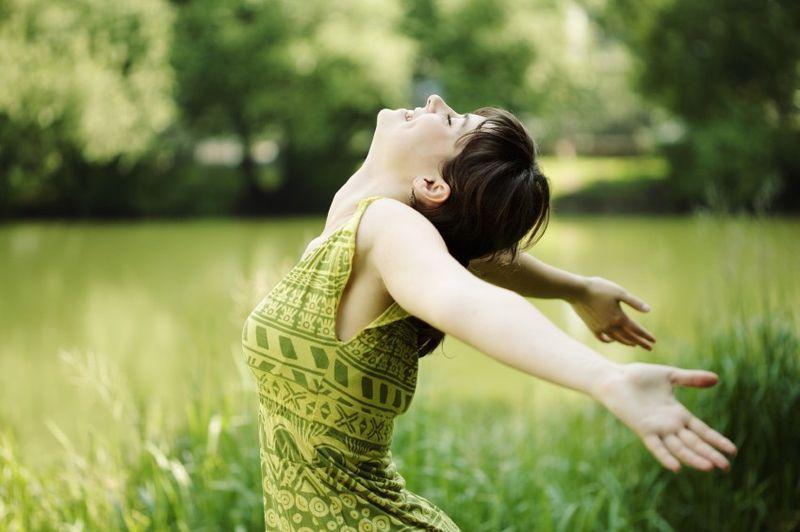 Освободени от стрес в природата
