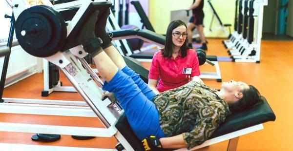 Фитнес упражнения против стрес