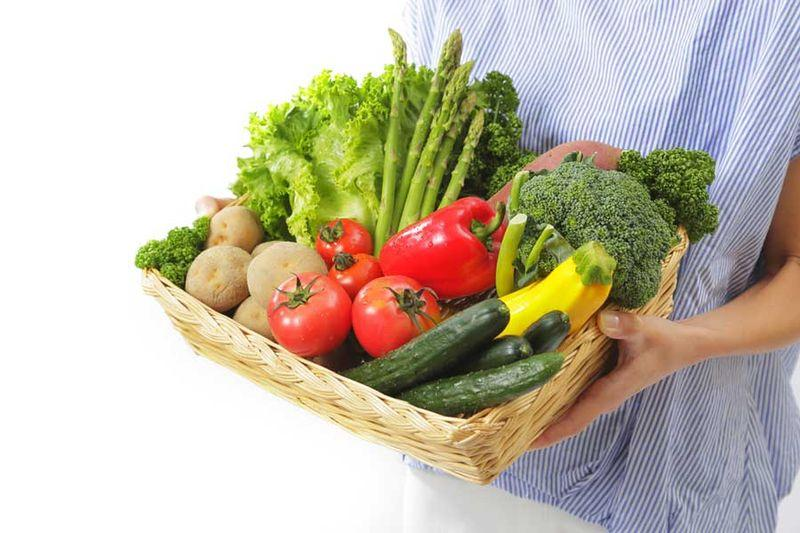 Зеленчуци за полезна храна