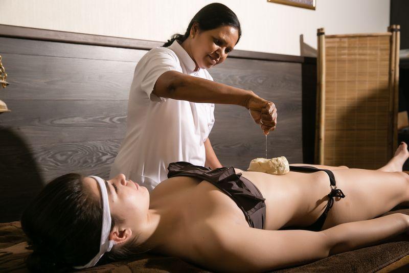 Терапия в аюрведична клиника