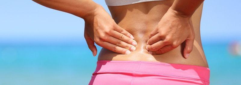 Дискова херния болки в кръста