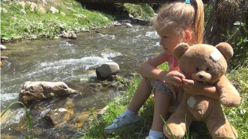 Планински туризъм с дете